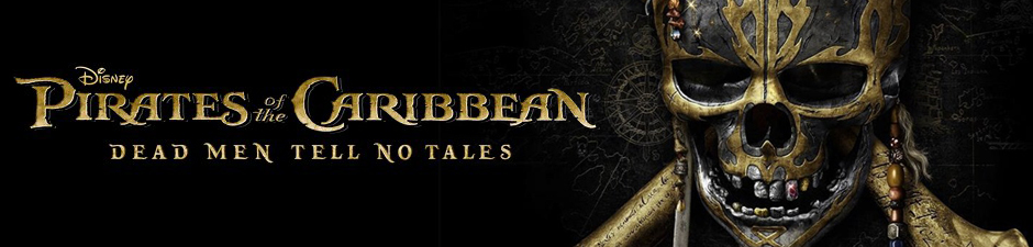 Pirates of the Caribbean: Ded Men Tell No Tales